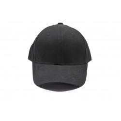 BLACK DEUWI BACK CAP