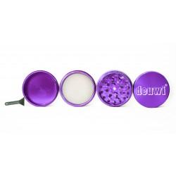 Grinder DEUWI purple (50mm)