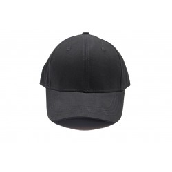 Black Back Cap