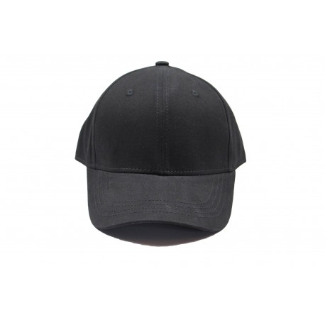 BLACK DEUWI BACK CAP