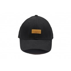 Black Patch Cap