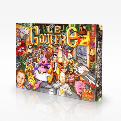 """Jeu """"Le Gouffre"""" 2.0"""