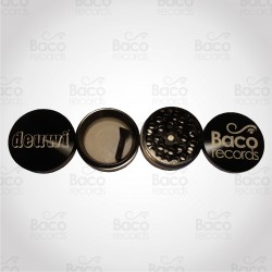 Grinder DEUWI x BACO RECORDS 40MM Black