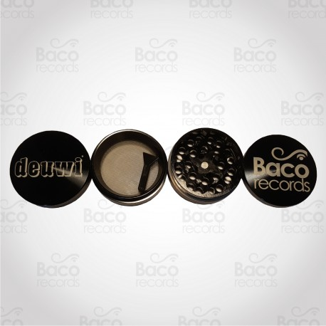 Grinder DEUWI x BACO RECORDS 40MM