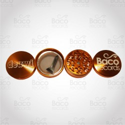 Grinder DEUWI x BACO RECORDS 40MM Orange