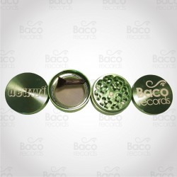 Grinder DEUWI x BACO RECORDS 40MM Green