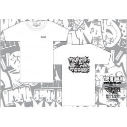 Tee-Shirt DEUWI NSCT - WHITE