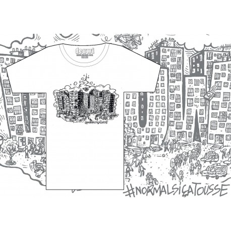 Tee-Shirt DEUWI CITY