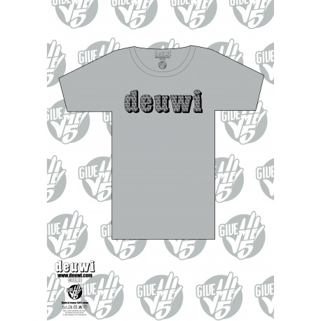DEUWI x GIVE ME 5 - BLACK