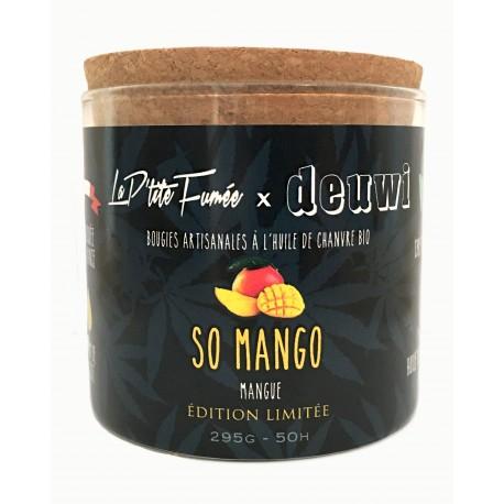 Bougie Mangue - DEUWI x LAPTITEFUMEE
