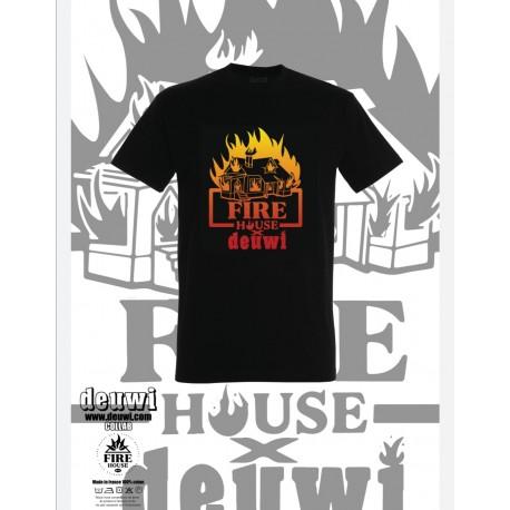 Tee-Shirt DEUWI x FIREHOUSE BCN
