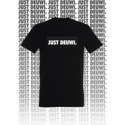 Tee-Shirt JUST DEUWI