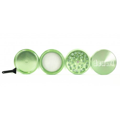 Grinder DEUWI green (50mm)