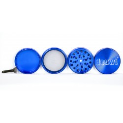 Grinder DEUWI blue (50mm)