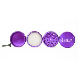 Grinder DEUWI purple (50mm)