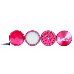 Grinder DEUWI strawberry (50mm)