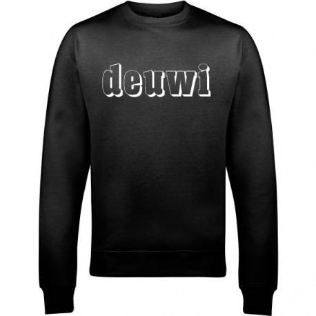deuwi black - sweat