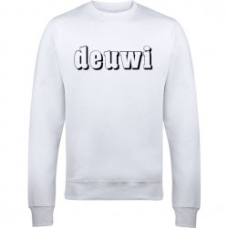 deuwi white - sweat