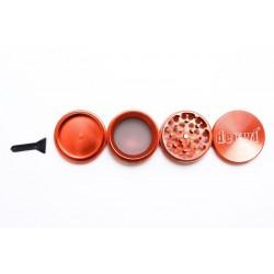 Grinder Orange (40mm)